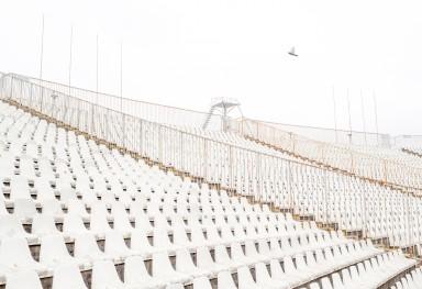 Folk stadium