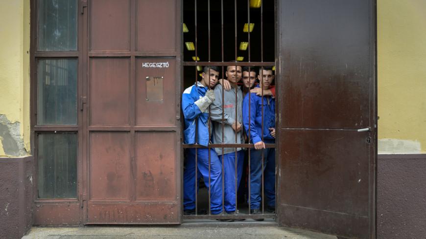 The Juvenile Detention Center Aszód